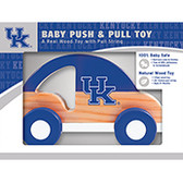 Kentucky Wildcats Push/Pull Toy