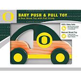 Oregon Ducks Push/Pull Toy