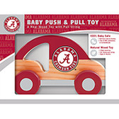 Alabama Crimson Tide Push/Pull Toy