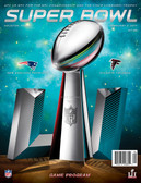 2017 Super Bowl 51 Official Program Patriots Vs Falcons
