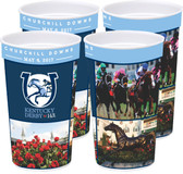 143rd Kentucky Derby 22 oz. Souvenir Cups - 4/pkg.