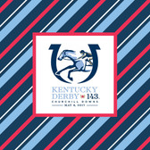 143rd Kentucky Derby Luncheon Napkins - 24/pkg.