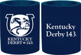 143rd Kentucky Derby Foam Can Holder