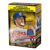 2017 Topps Baseball Series 1 Blaster Box