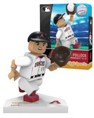 Arizona Diamondbacks A.J. POLLOCK Limited Edition OYO Minifigure