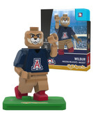 Arizona Wildcats Mascot Limited Edition OYO Minifigure