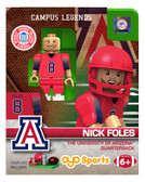Arizona Wildcats Nick Foles College Legend Limited Edition OYO Minifigure