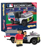 Atlanta Braves Trainer Cart OYO Playset