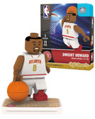 Atlanta Hawks DWIGHT HOWARD Home Uniform Limited Edition OYO Minifigure