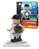 Baltimore Orioles MATT WIETERS Limited Edition OYO Minifigure