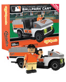 Baltimore Orioles Trainer Cart OYO Playset