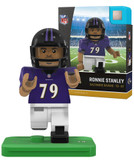 Baltimore Ravens RONNIE STANLEY Limited Edition OYO Minifigure
