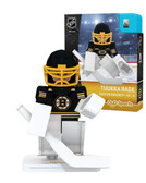 Boston Bruins TUUKKA RASK Home Uniform Limited Edition NHL Goalie OYO Minifigure