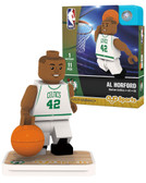 Boston Celtics AL HORFORD Home Uniform Limited Edition OYO Minifigure