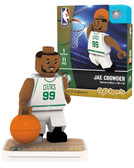 Boston Celtics JAE CROWDER Home Uniform Limited Edition OYO Minifigure