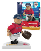 Boston Red Sox TRAVIS SHAW Limited Edition OYO Minifigure