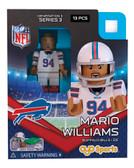 Buffalo Bills MARIO WILLIAMS Limited Edition OYO Minifigure