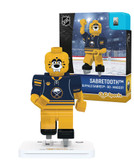 Buffalo Sabres SABRETOOTH SABRETOOTH Home Uniform Limited Edition OYO Minifigure