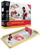 Calgary Flames Backyard Rink Set OYO Playset