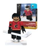 Calgary Flames TJ BRODIE Home Uniform Limited Edition OYO Minifigure