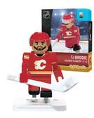 Calgary Flames TJ BRODIE Home Uniform R2 Limited Edition OYO Minifigure