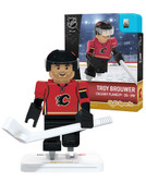 Calgary Flames TROY BROUWER Home Uniform Limited Edition OYO Minifigure