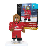 Carolina Hurricanes STORMY STORMY Home Uniform Limited Edition OYO Minifigure