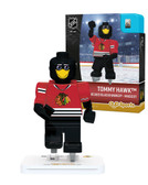 Chicago Blackhawks TOMMY HAWK TOMMY Home Uniform Limited Edition OYO Minifigure