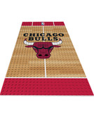 Chicago Bulls 0 1 24X48 DISPLAY BRICK OYO Playset