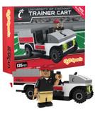 Cincinnati Bearcats Trainer Cart OYO Playset