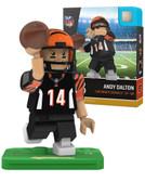 Cincinnati Bengals ANDY DALTON Limited Edition OYO Minifigure