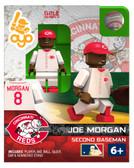 Cincinnati Reds Joe Morgan Hall of Fame Limited Edition OYO Minifigure