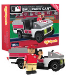 Cincinnati Reds Trainer Cart OYO Playset