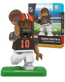 Cleveland Browns ROBERT GRIFFIN III Limited Edition OYO Minifigure
