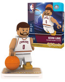 Cleveland Cavaliers KEVIN LOVE Home Uniform Limited Edition OYO Minifigure