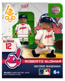 Cleveland Indians Roberto Alomar Hall of Fame Limited Edition OYO Minifigure
