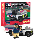 Cleveland Indians Trainer Cart OYO Playset