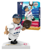 Cleveland Indians TYLER NAQUIN Limited Edition OYO Minifigure