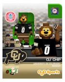 Colorado Buffaloes Mascot Limited Edition OYO Minifigure