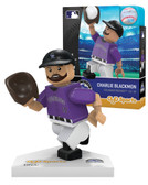 Colorado Rockies CHARLIE BLACKMON Limited Edition OYO Minifigure