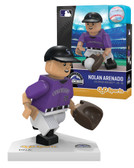 Colorado Rockies NOLAN ARENADO Limited Edition OYO Minifigure