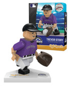 Colorado Rockies TREVOR STORY Limited Edition OYO Minifigure