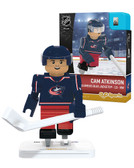 Columbus Blue Jackets CAM ATKINSON Home Uniform Limited Edition OYO Minifigure