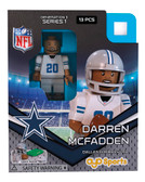 Dallas Cowboys DARREN MCFADDEN Limited Edition OYO Minifigure