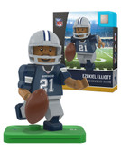 Dallas Cowboys EZEKIEL ELLIOTT Limited Edition OYO Minifigure