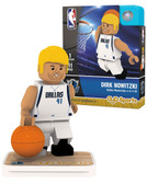 Dallas Mavericks DIRK NOWITZKI Home Uniform Limited Edition OYO Minifigure