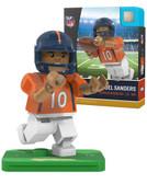 Denver Broncos EMMANUEL SANDERS Limited Edition OYO Minifigure