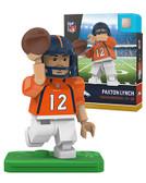 Denver Broncos PAXTON LYNCH Limited Edition OYO Minifigure
