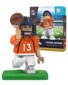 Denver Broncos TREVOR SIEMIAN Limited Edition OYO Minifigure