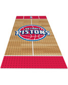 Detroit Pistons 0 1 24X48 DISPLAY BRICK OYO Playset